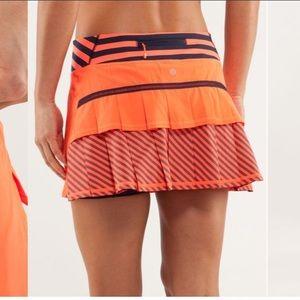 Lululemon Run: Pace Setter Skirt (Regular) size 4